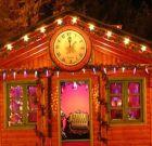 Χριστουγεννιάτικο χωριό στο Pavilion