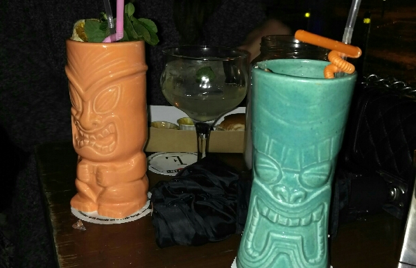 The Tiki brothers