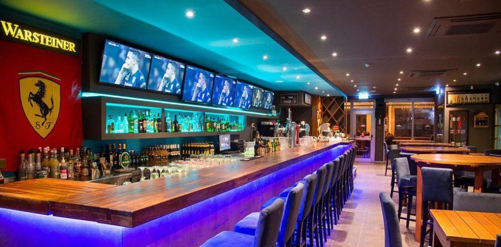 Monaco Sports Bar & Grill