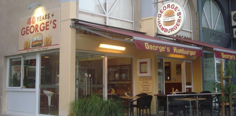 George's Hamburger