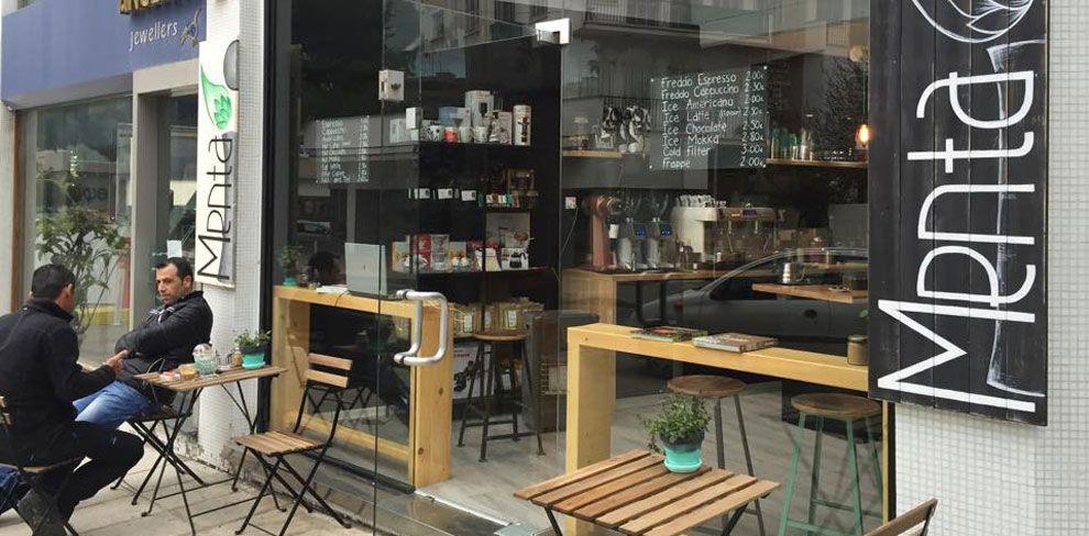 Menta Speciality Coffee
