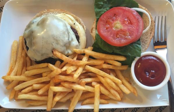 ωραίο burger