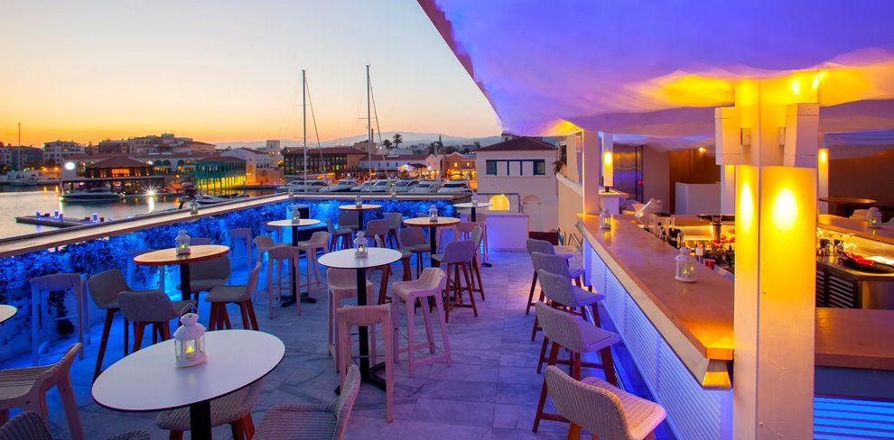 Marina Roof Bar