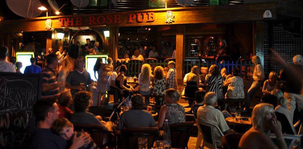 Rose Pub (The)