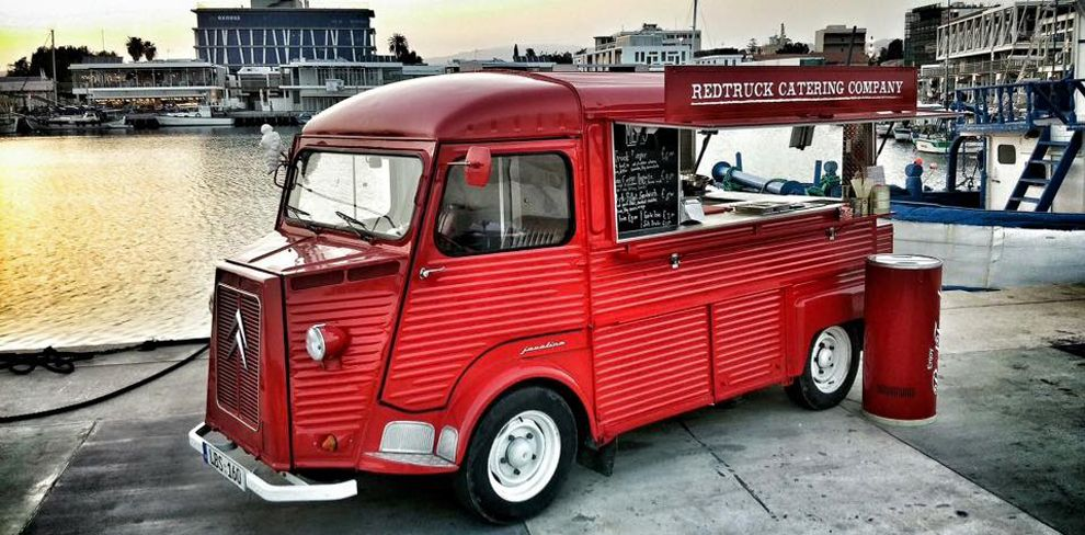 Redtruck catering company