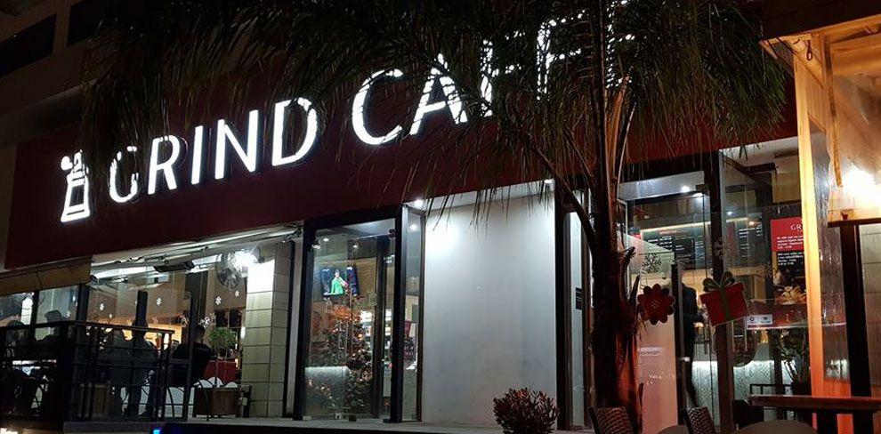 Grind Caffe