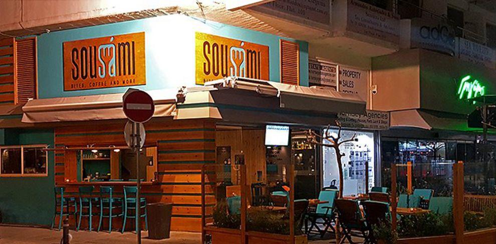 Sousami Resto-Cafe
