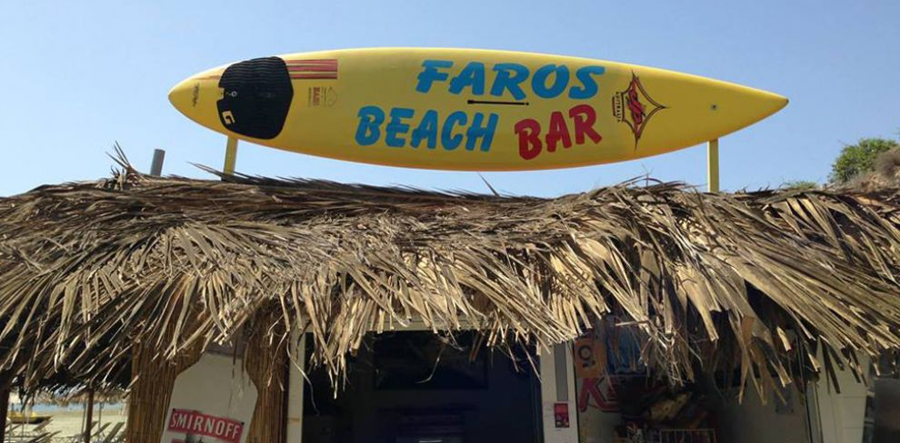 Faros Beach Bar