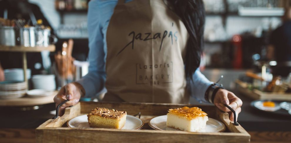Lazaris Bakery Bar