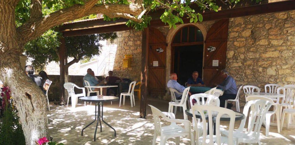 Καφενείο Αρόδες