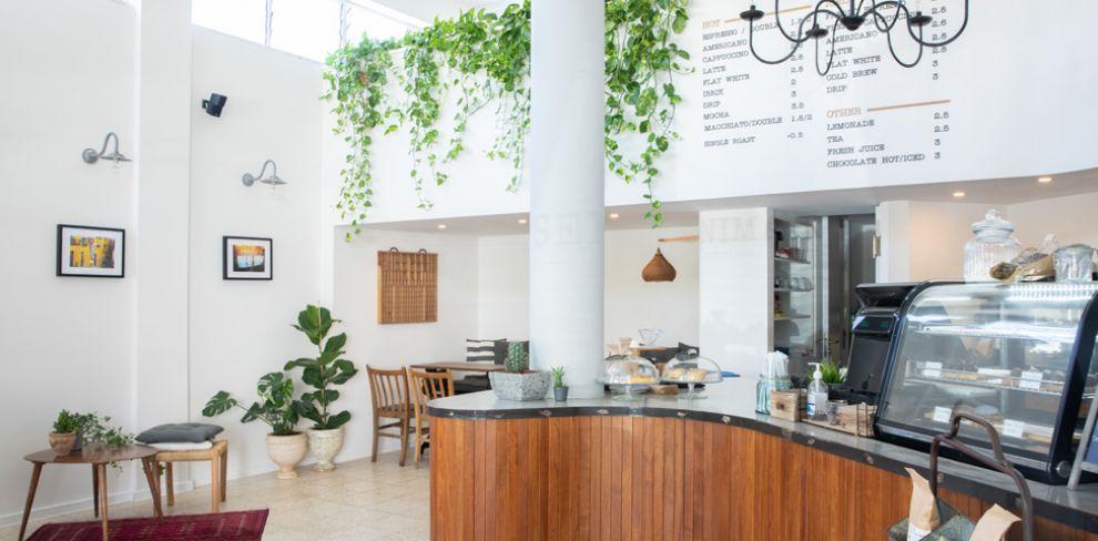 Seniman Coffee Shop