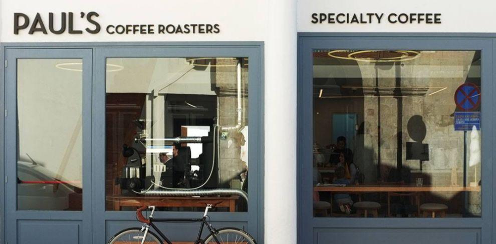 Paul's Coffee Roasters