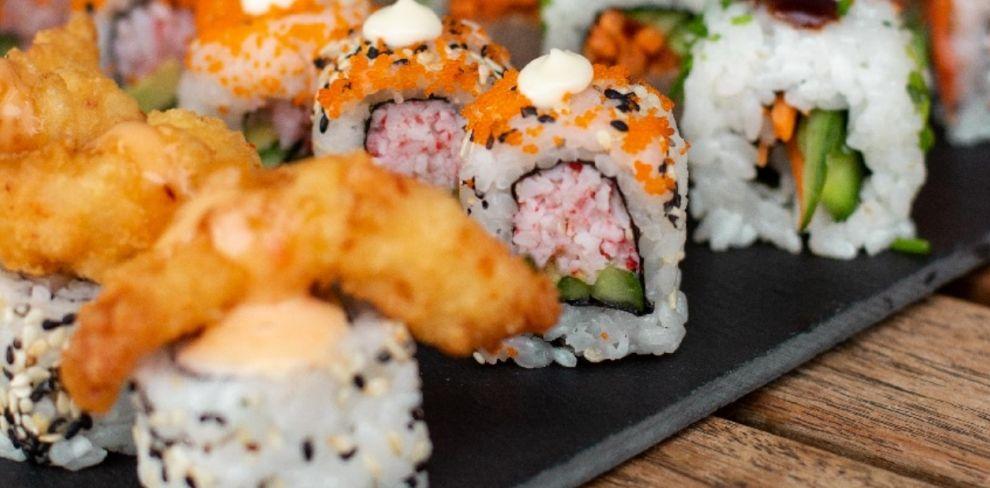 Pink Bonsai Pan Asian & Sushi