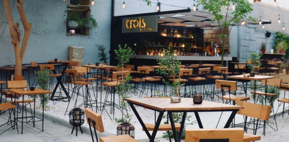 Trois Cocktail Bar