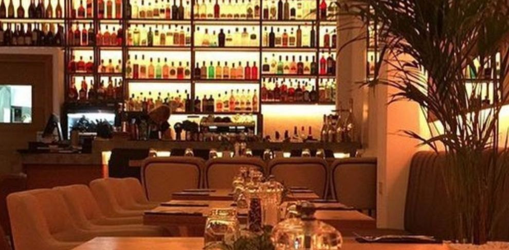 Ambiance Gin House-Resto Bar